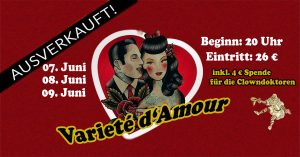 Variete d'amour
